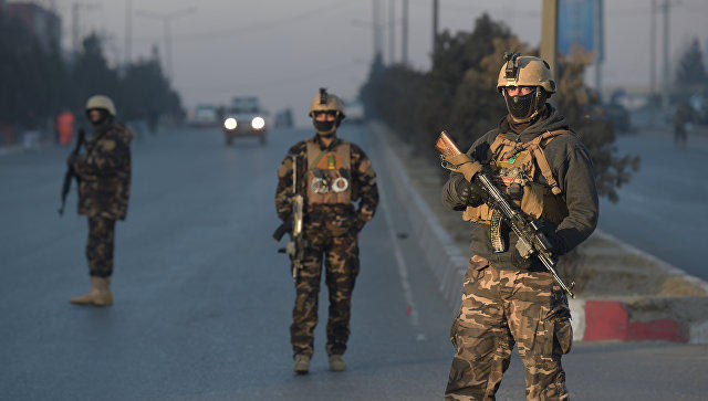 Afghan forces kill 6 militants in western Farah province: officer
