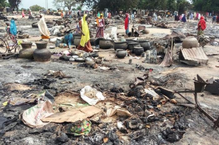 Nigeria: un triple attentat suicide de Boko Haram fait   30 morts