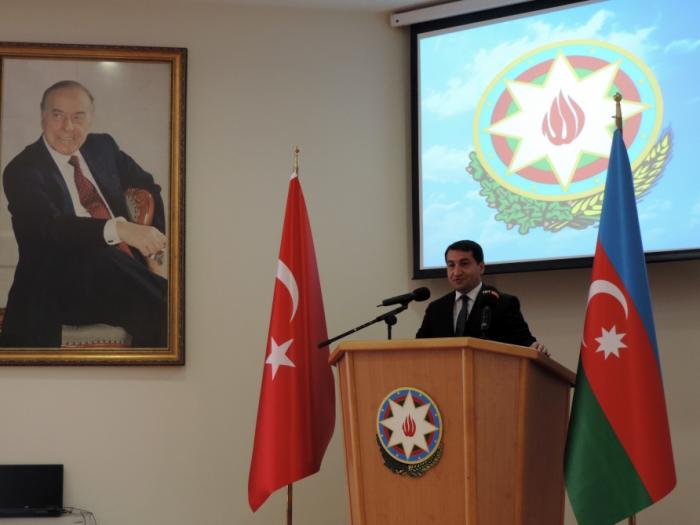 Ankara hosts conference marking centenary of Azerbaijan's diplomatic service