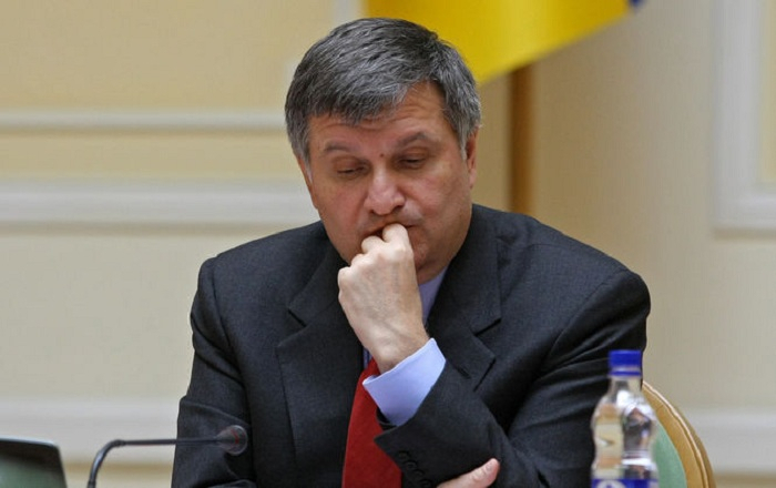Petition on the resignation of Avakov scored the necessary 25 thousand votes