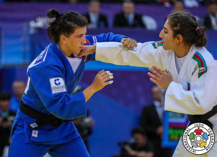 Azerbaijani female judokas to battle for medals at Cluj-Napoca European Open 2019