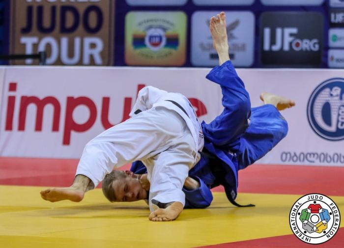Azerbaijani judokas to contest medals at Budapest Grand Prix 2019