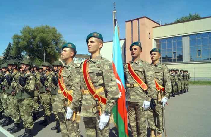 Azərbaycan hərbçiləri Belarusda paradda iştirak edəcək