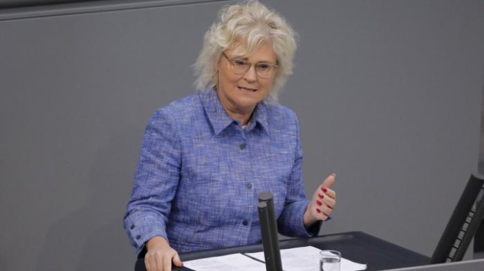 Christine Lambrecht wird neue Justizministerin