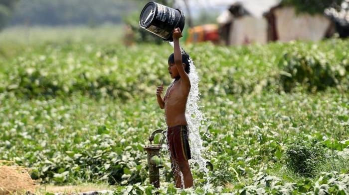 Inde:   78 morts de la chaleur extrême en deux jours
