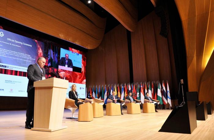 In Baku wird das Vertrag des Jahres im Frachtbereich unterzeichnet