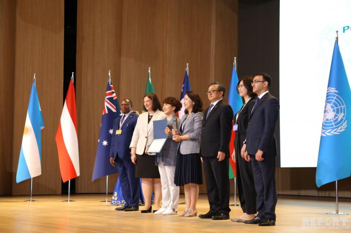 ChileCompra recibe Premio al Servicio Público de la ONU en Azerbaiyán