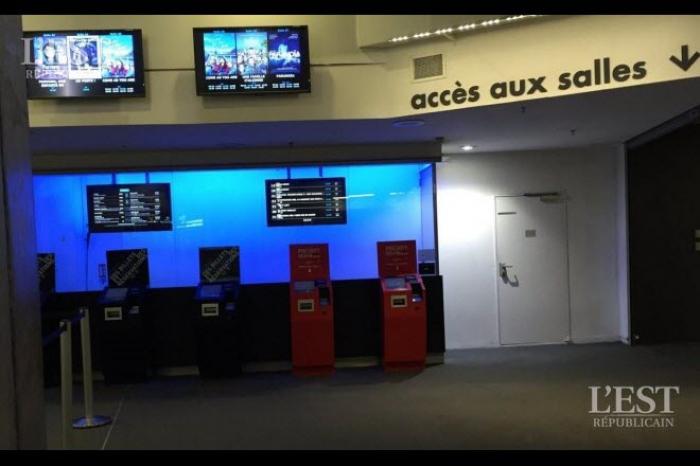 Un homme retrouvé pendu dans un cinéma à Paris