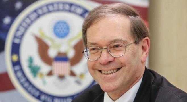 Embajador de EEUU:   Nos complace que los ministros hayan acordado celebrar una nueva reunión sobre Karabaj