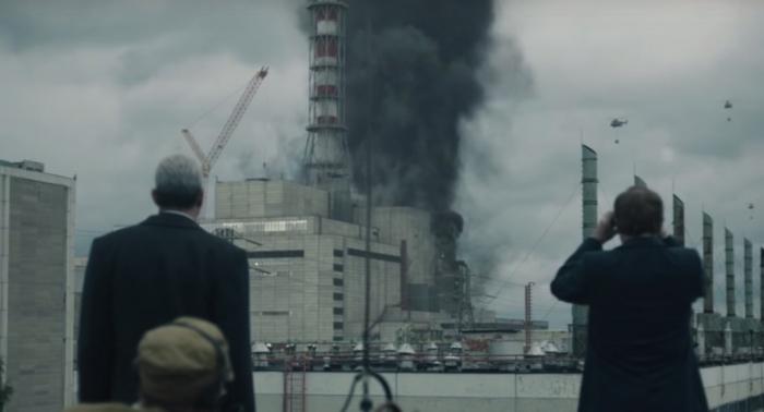 Chernobyl:   les Russes ripostent avec leur propre série