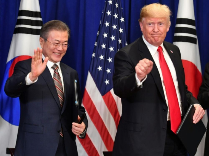 Trump ira en Corée du Sud après le G20