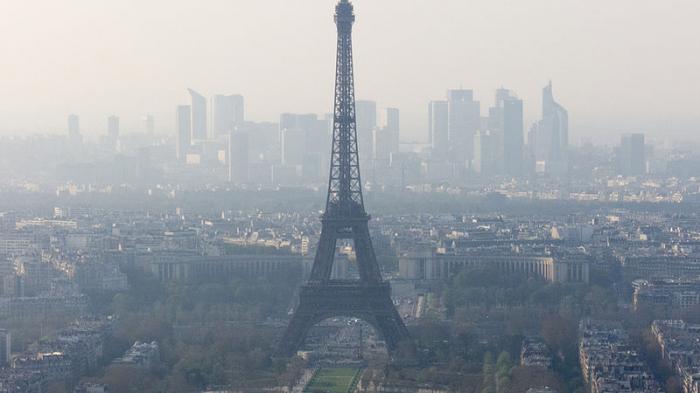 Canicule:     le niveau 3 activé à Paris
