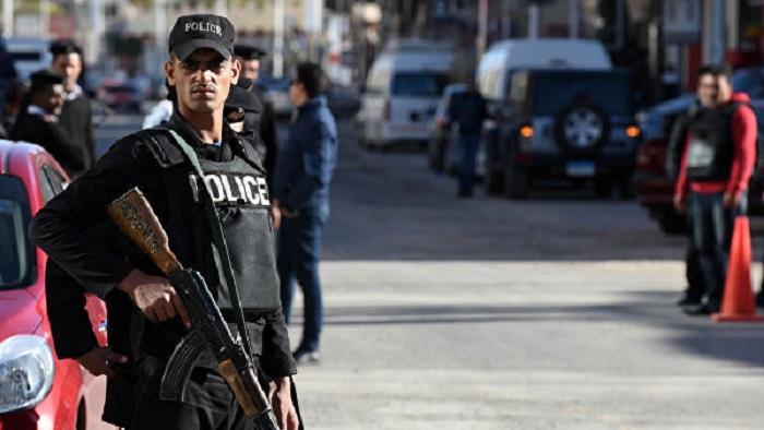 Sinayda Misir polisi 14 terrorçunu öldürüb