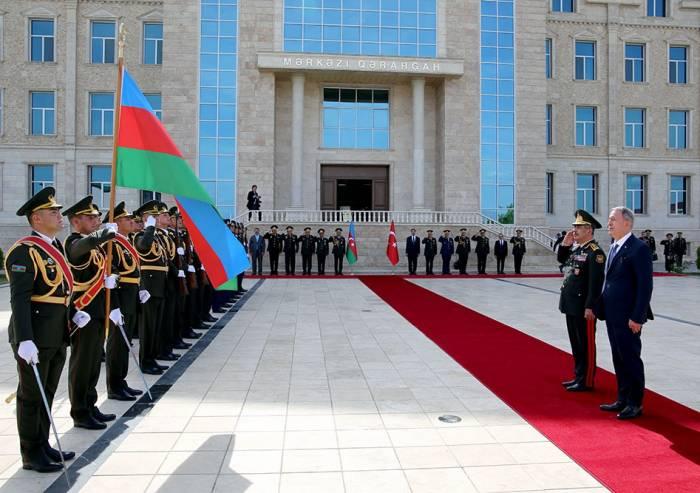 Nakhchivan hosts meeting of Defense Ministers of Azerbaijan and Turkey