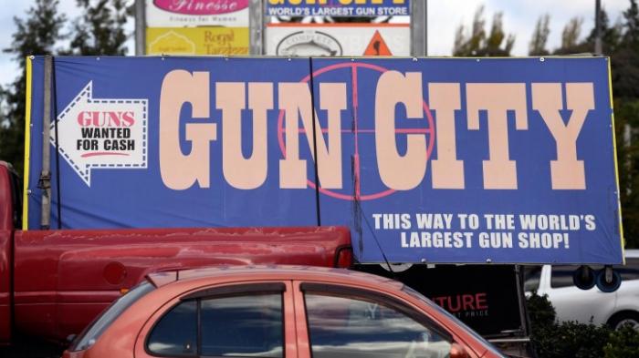 Regierung kauft halbautomatische Waffen zurück