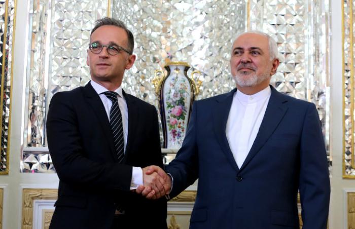 Accord nucléaire :   le chef de la diplomatie allemande reçu à Téhéran