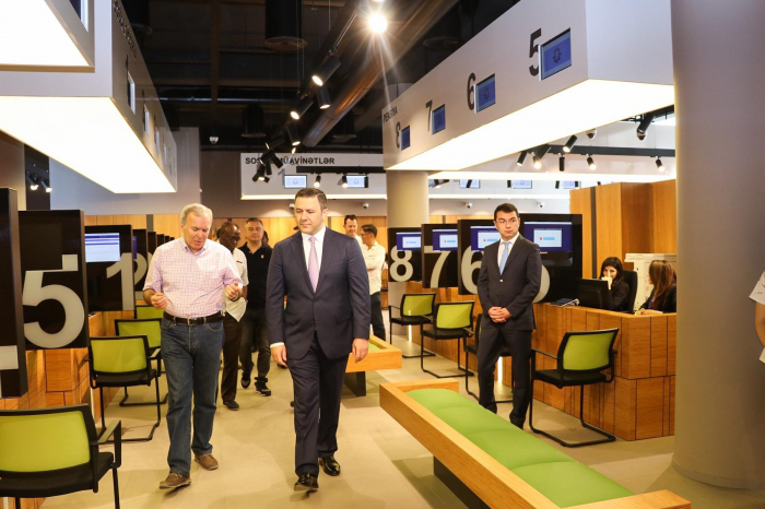 Reps of int'l organizations familiarized with activity of Azerbaijan's DOST center in Baku