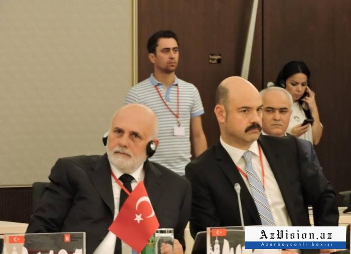 """نائب رئيس الجمعية الوطنية التركية الكبرى:  """"تطور أذربيجان يجعلنا سعداء للغاية"""""""