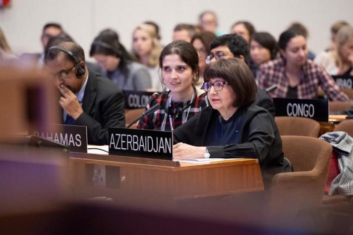 أذربيجان عضو في لجنة اليونسكو