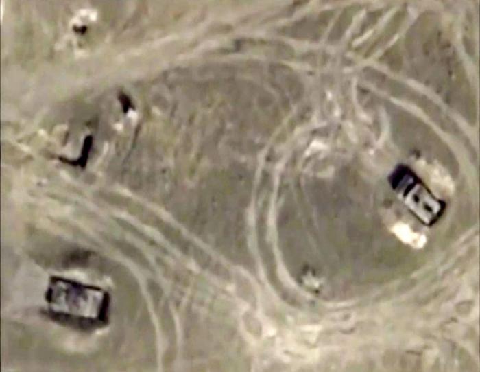 "Azerbaijani army fully controls Armenia's ""large-scale"" exercises - VIDEO"