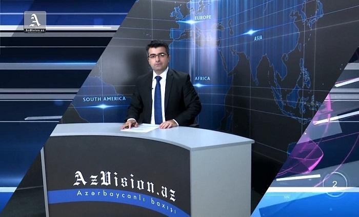 AzVision Nachrichten: Alman dilində günün əsas xəbərləri (10 iyun) - VİDEO