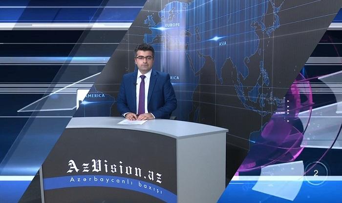 AzVision Nachrichten: Alman dilində günün əsas xəbərləri (03 iyun) - VİDEO