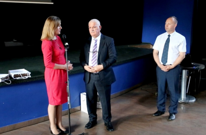 """Filmmakers of """"Endless Corridor"""" receive IEPF highest award """"Karabakh"""""""