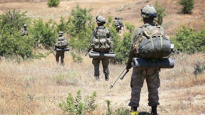 Türkiyədə PKK ilə atışma - 4 hərbçi yaralandı