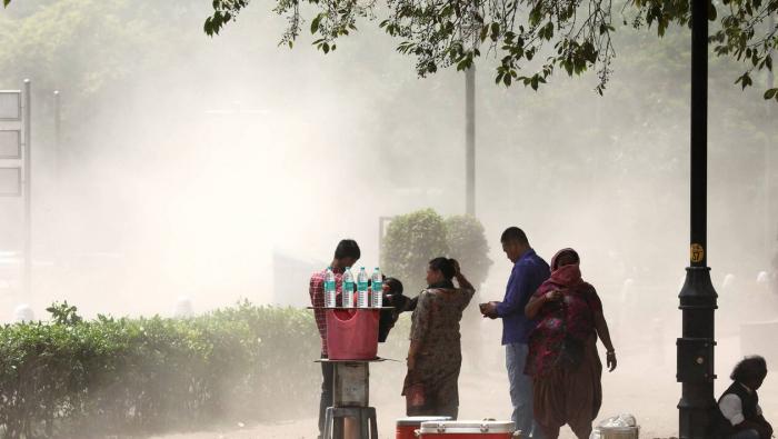 Chaleur extrême:  près de 50 morts  dans le nord de l