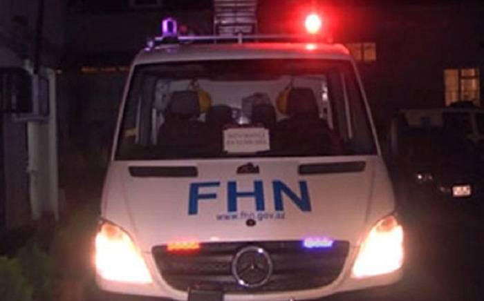 3 nəfər köməksiz vəziyyətdə qaldı, FHN xilas etdi
