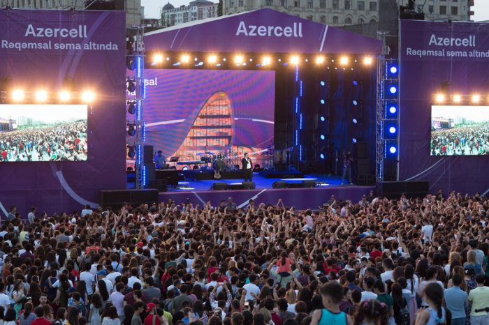 Azercell yeni brend kimliyini açıqladı