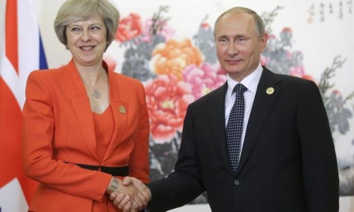 Putin və Tereza Mey Yaponiyada görüşəcək