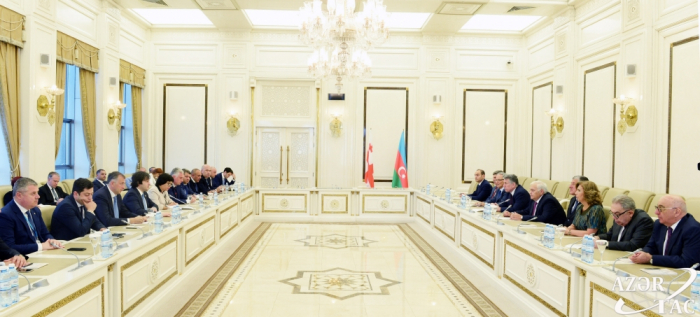 Chairman of Georgian parliament: Our relations with Azerbaijan are based on mutual respect