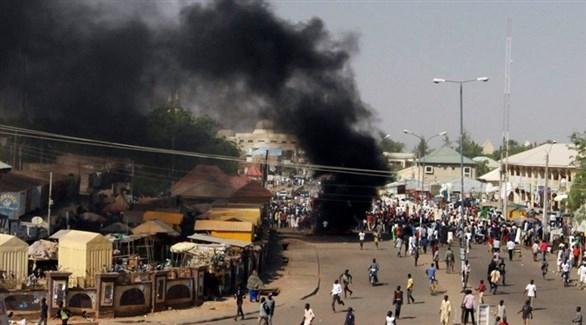 30 قتيلاً بهجوم انتحاري في نيجيريا