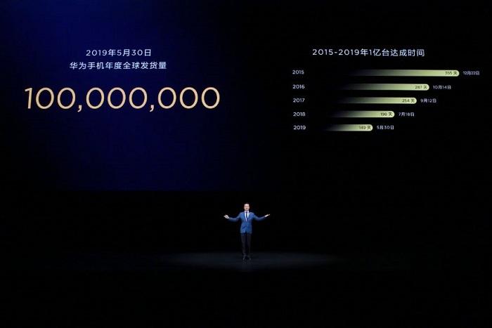 Huawei hər saniyədə 8 smartfon satır