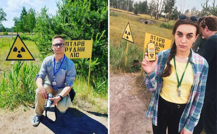 La polémica llega a Chernóbil: tras la serie de HBO todos quieren fotografiarse en el lugar del accidente