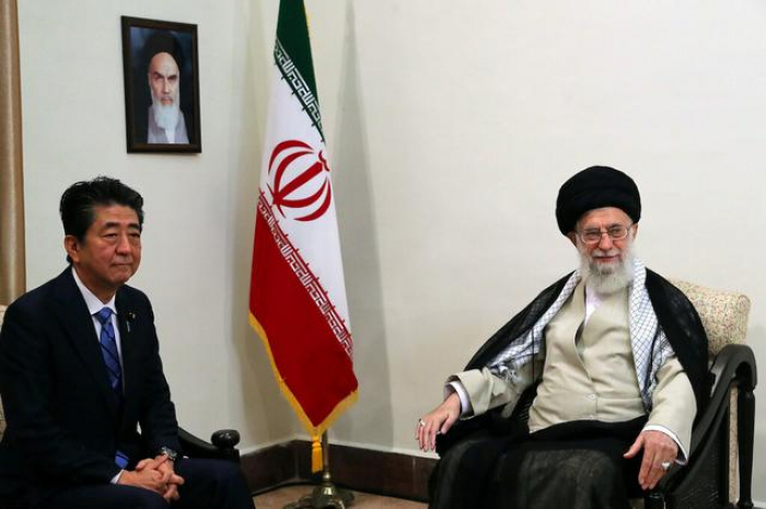 Iran supreme leader says has no intention to make or use nuclear weapons: Japan