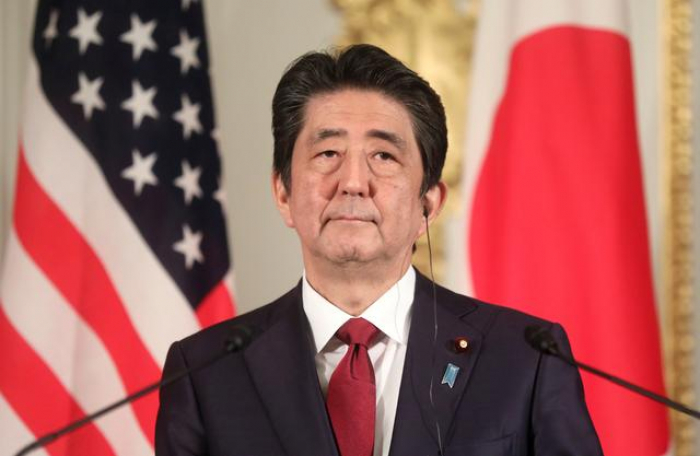 Japan PM Abe to meet Iran