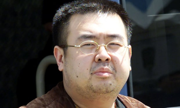 Kim Jong-nam, half-brother of North Korean leader,