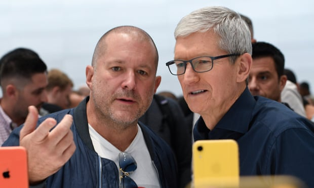 Jony Ive, Apple designer behind iPhone and iMac, to exit company after 30 years