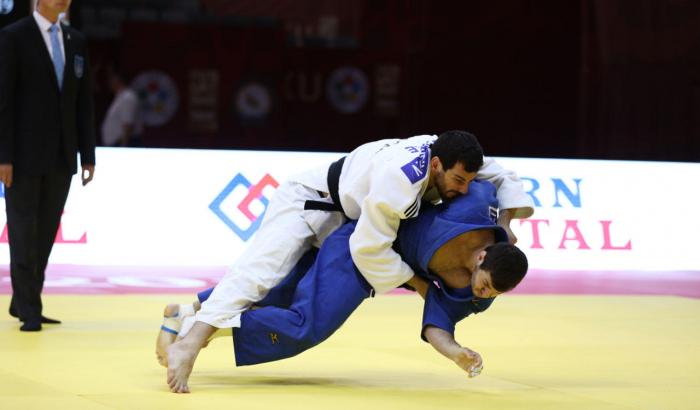 15 judokas from Azerbaijan at 2nd European Games in Minsk