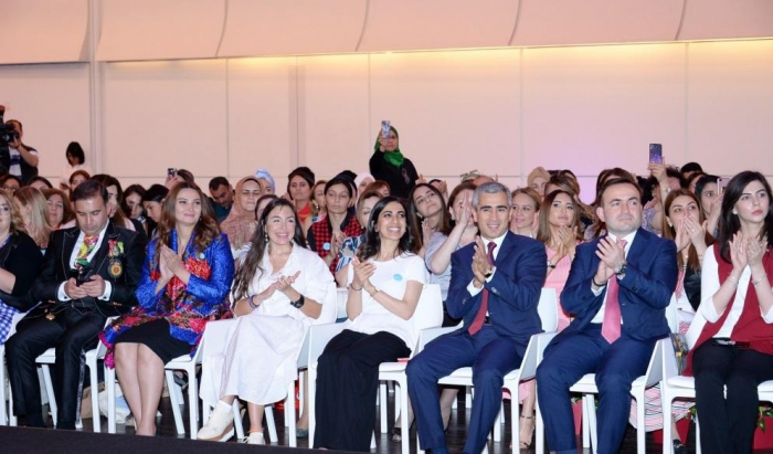 Vice-President of Heydar Aliyev Foundation attends 1st Autism Culture festival