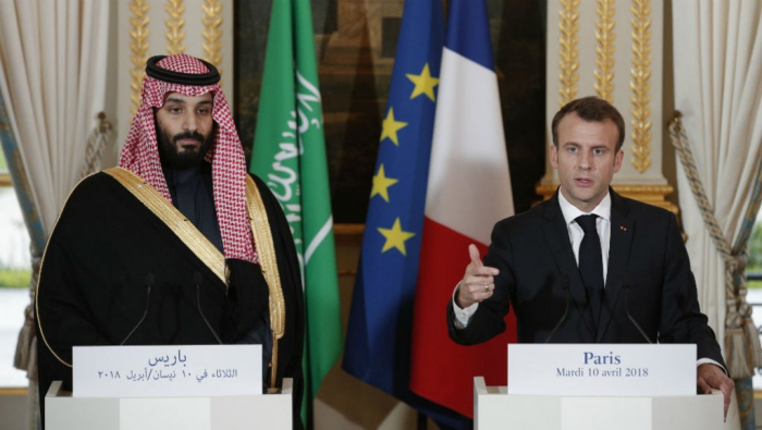 French weapons sales to Saudi jumped 50 percent last year