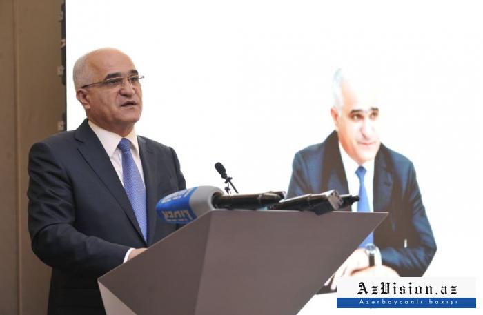 "Şahin Mustafayev: ""2 milyondan çox yeni iş yeri açılıb"""