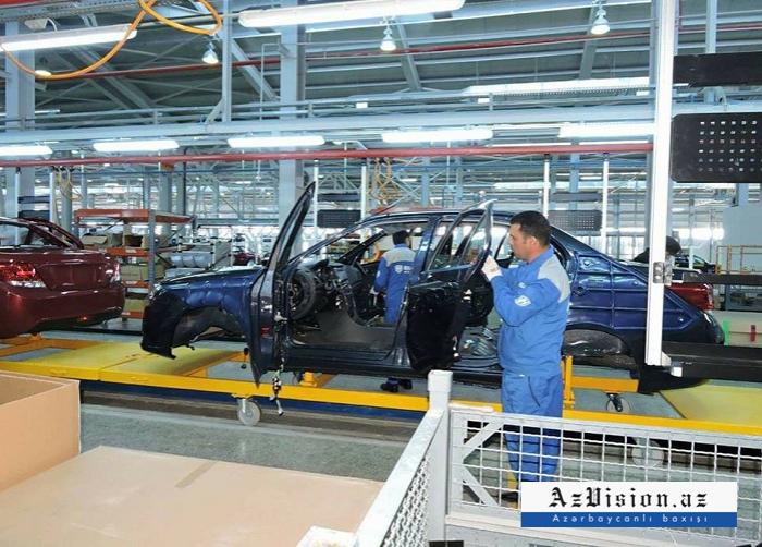 Azərbaycan daha 400 avtomobil sifarişi alıb