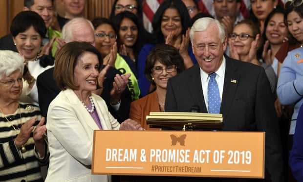 House passes bill offering 2 million migrants a chance at citizenship