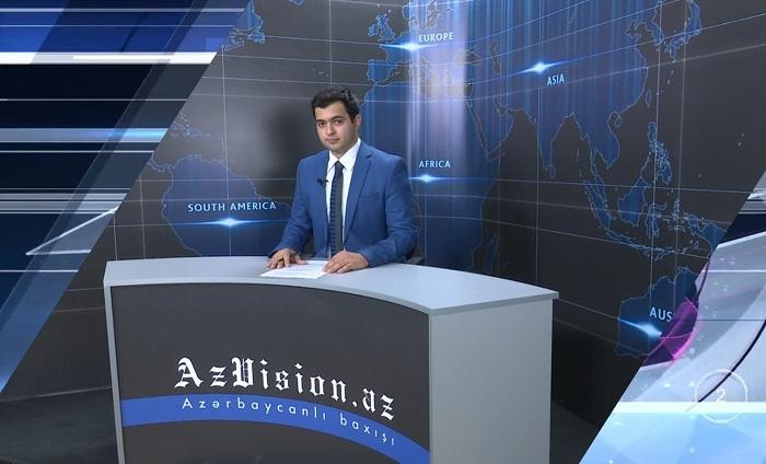 AzVision Nachrichten: Alman dilində günün əsas xəbərləri (04 iyun) - VİDEO