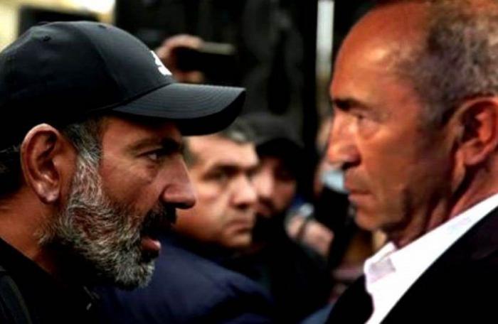 Koçaryan Paşinyanı kütləvi iğtişaşlarda ittiham edib