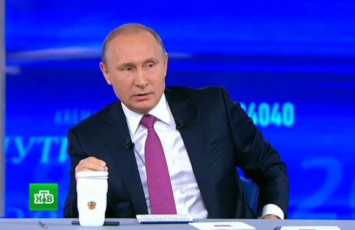 Putin 4 saata 81 sualı cavablandırdı - VİDEO