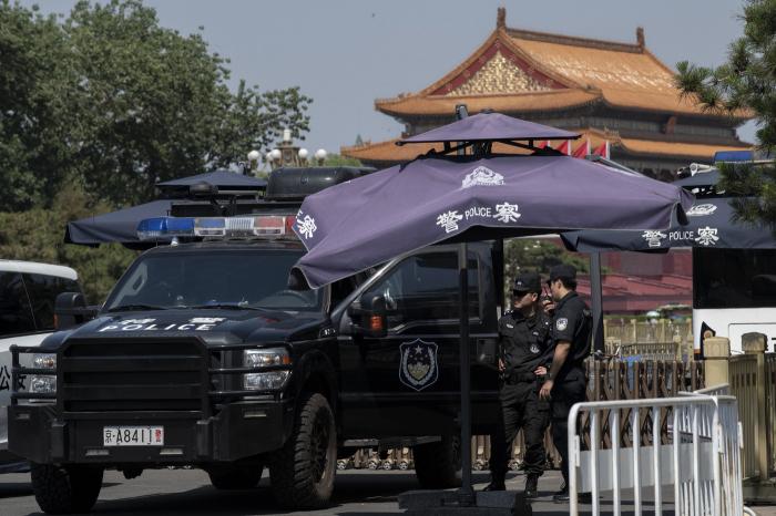Pékin: surveillance renforcée pour les 30 ans de Tiananmen